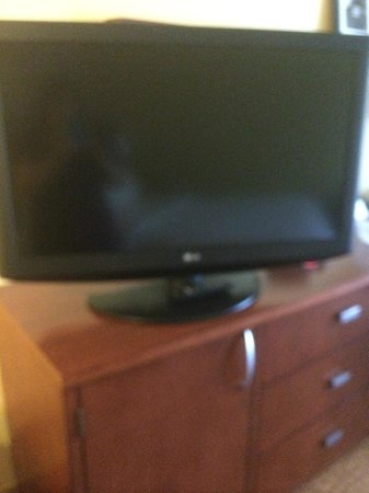Courtyard by Marriott Tarrytown Westchester County : TV