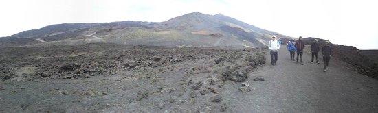 Etna Moving - Excursions & Trekking: sui Crateri silvestri