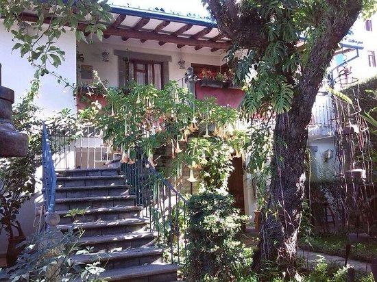 Posada Casa Sol: entrada principal