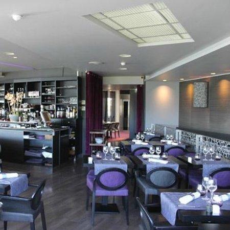Restaurant le QG : La salle du GQ....