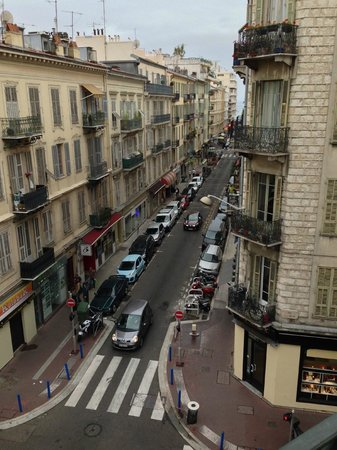 The Jay Hotel by HappyCulture: View from balcony