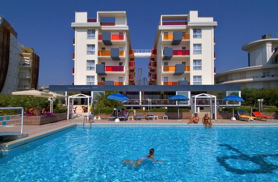 Photo of Hotel Orient & Pacific Jesolo Lido