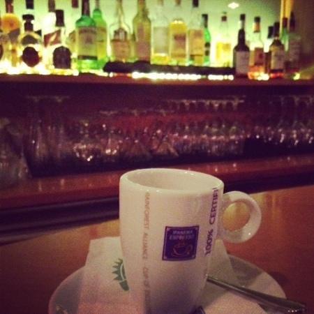 CIAOCafe Bistro: espresso time !!!!