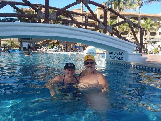 Worldmark Coral Baja: 2013 at Coral Baja pool