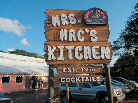 Mrs. Mac's Kitchen: Add a caption