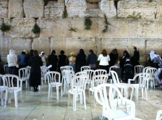 Muro de las Lamentaciones: Western Wall, Women