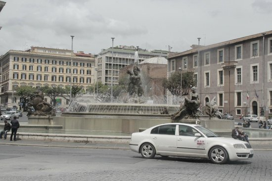 iQ Hotel Roma: Républica