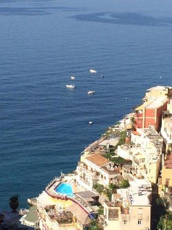 Villa Fiorentino: View from our terrace