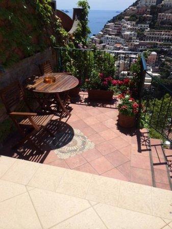 Villa Fiorentino: Terrace