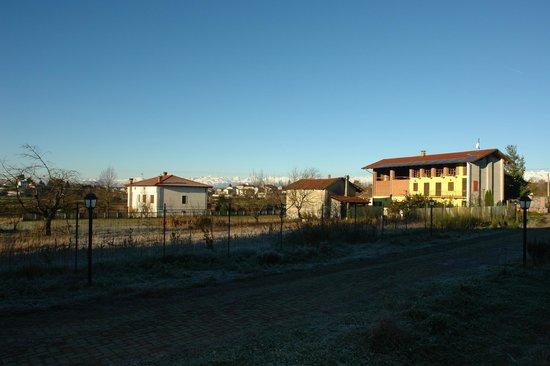 Borgomasino, Italia: B&B Cascina Pozzo Forte
