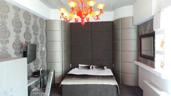 Wasserbett design  corridoio - Picture of G Design Hotel, Ljubljana - TripAdvisor