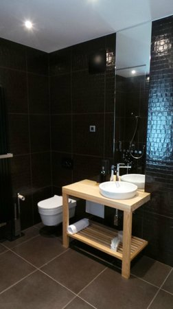 G Design Hotel : Badezimmer