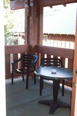 Worldmark at Big Bear: Balcony