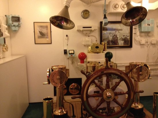 HMY Britannia: Inside the ship