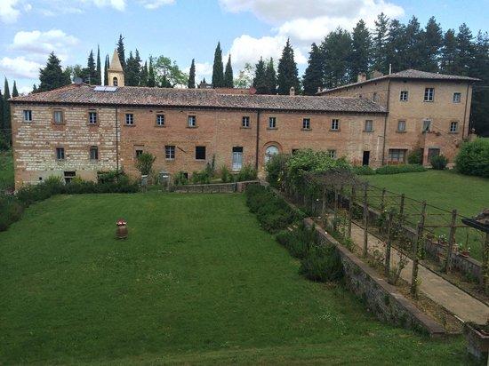 Sacro Monte di San Vivaldo : Kloster