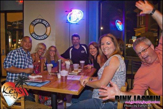 The Keys Bar & Grille: Celebrations