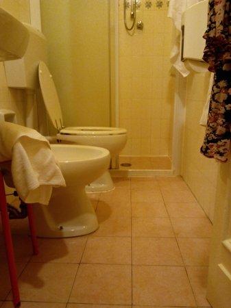 Hotel Marchionni: bagno