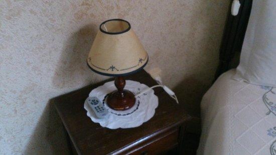 Pensao Brasileira: Lámpara