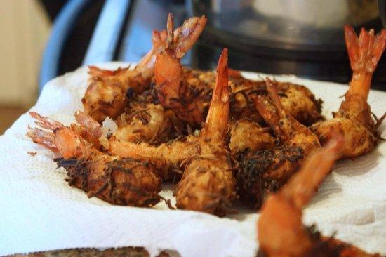 "Worldmark Coral Baja: Coconut shrimp by ""El Matdor"""
