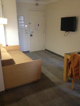 Nobile Suites Congonhas: Sala