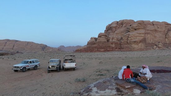 Wadi Rum Discovery: Our guides