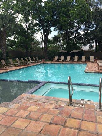 Marriott Plaza San Antonio : Pool