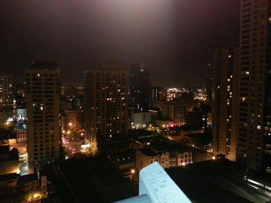 dana hotel and spa: Balcony view