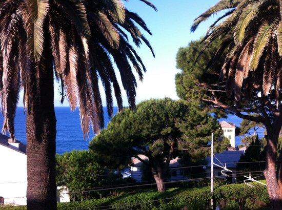 Hotel La Giara: Vista dalla camera