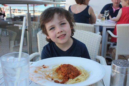 Pizzeria Fratelli : Dinner please