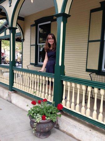 Tomato Pie Cafe in historic downtown Lititz, Pennsylvania