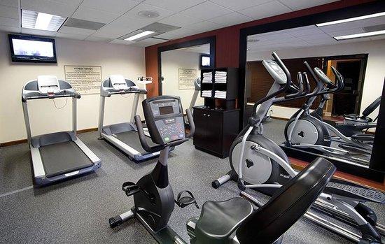 Hampton Inn Columbia Northeast-Fort Jackson Area: Fitness Center