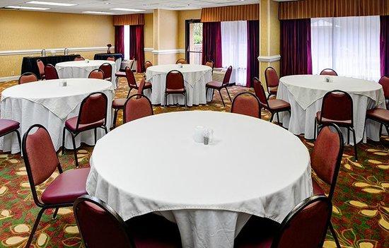 Hampton Inn Columbia Northeast-Fort Jackson Area: Palmetto Room-banquet style