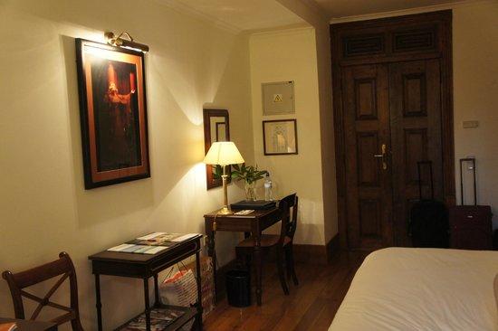 Hotel Quinta das Lagrimas: Quarto