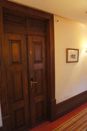 Hotel Quinta das Lagrimas : Quarto 2