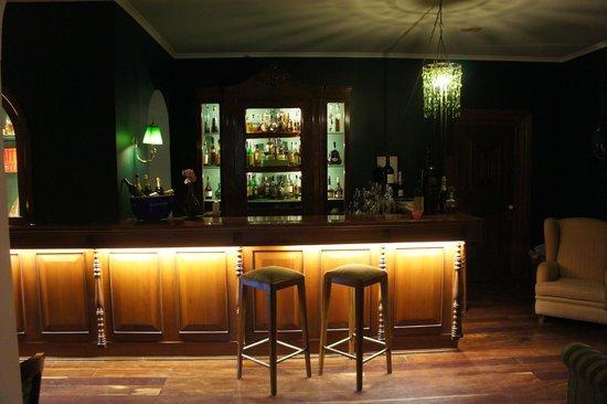 Hotel Quinta das Lagrimas: Bar