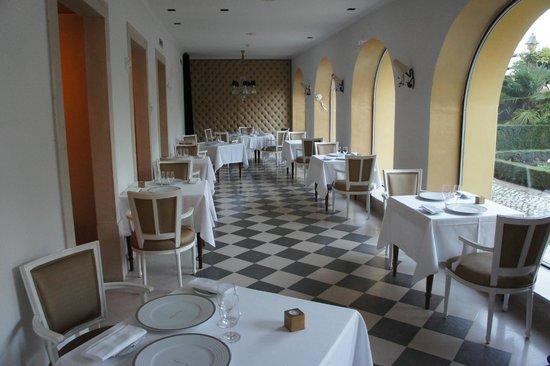 Hotel Quinta das Lagrimas: Restaurante