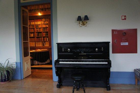 Hotel Quinta das Lagrimas: Piano
