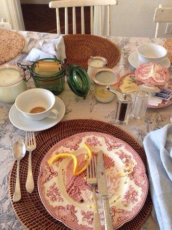An Inn 2 Remember : Perfect breakfast