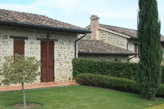 Il Castellaro Country House: The apartments