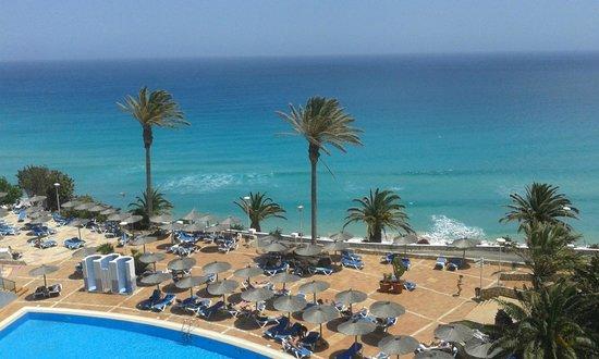 SBH Club Paraiso Playa: Vista terrazzo hall