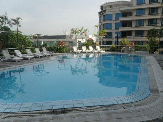 Peninsula Excelsior Hotel: 1 er piscine