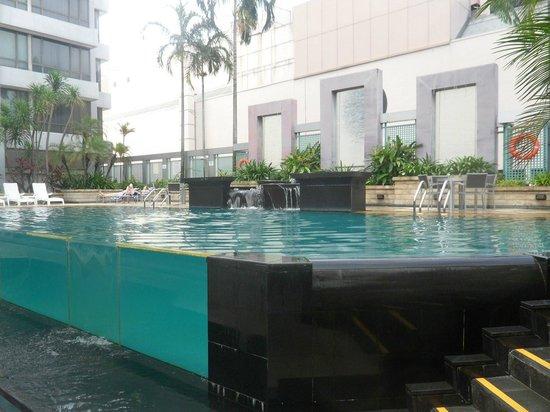 Peninsula Excelsior Hotel: 2eme piscine