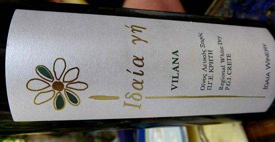 Avli: Kretischer Weisswein - absolut empfehlendswert