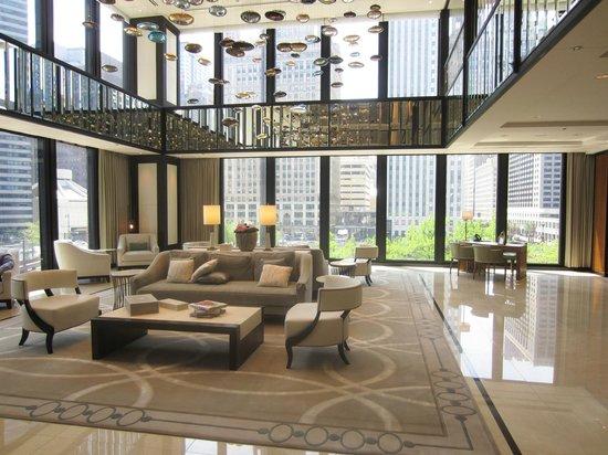 The Langham, Chicago : Langham Lobby