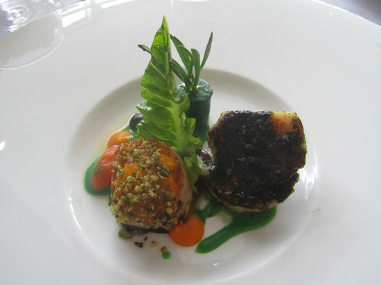 Cliff House Hotel: beautifully presented