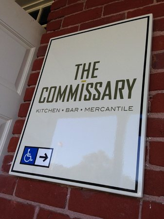 The Commissary