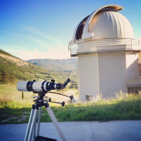Observatoire des Baronnies Provençales : L'observatoire