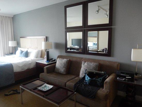 Residence Inn Fort Lauderdale Intracoastal/Il Lugano: Room 918