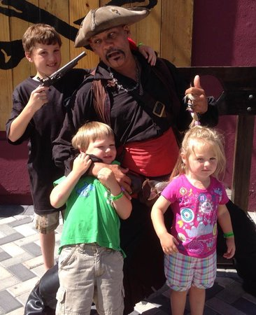 Pirates of Nassau Museum: Best Pirate adventure ever