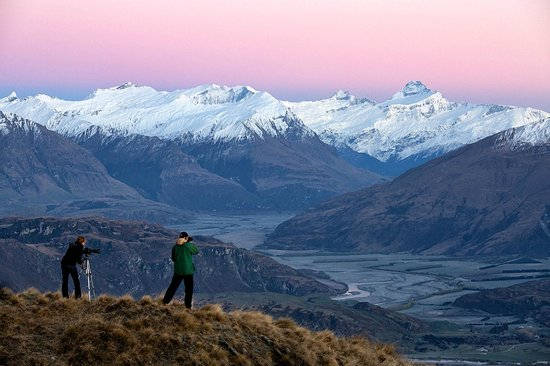 Capture New Zealand Photo Expeditions - Day Tours: Wanaka view